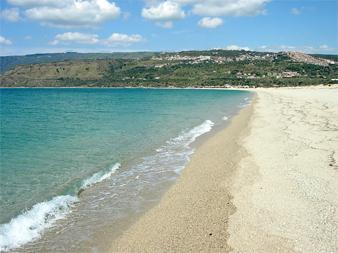 Nicotera in Calabria - Spiagge sul Tirreno in Calabria