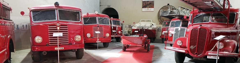 Museo Vigili del Fuoco - Cosa vedere a Mantova con i bambini
