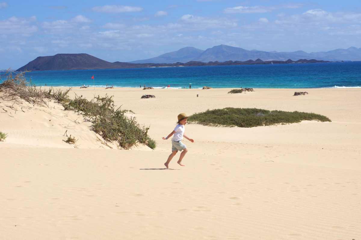 Una vacanza alle Canarie con i bambini