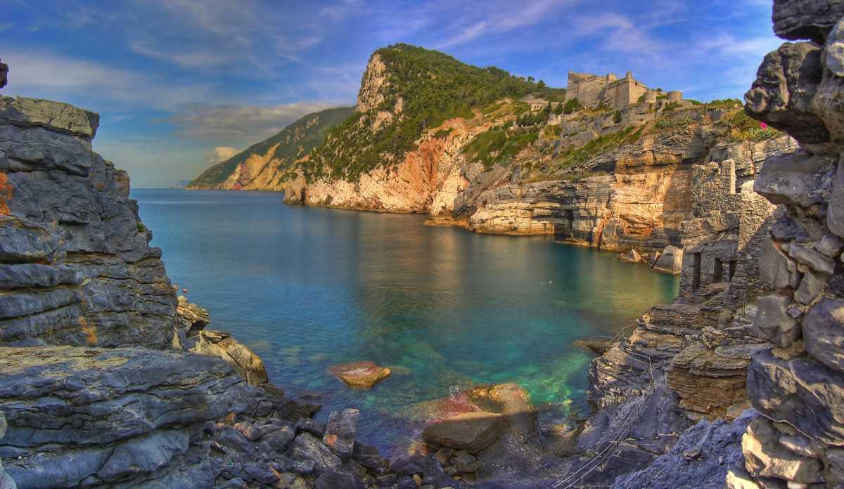 Liguria Riviera Di Ponente E Di Levante Con I Bambini