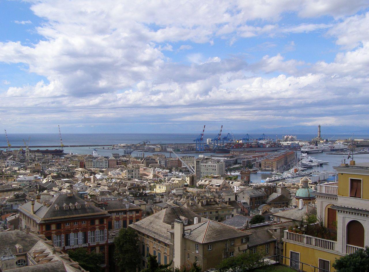 Un week end a genova con i bambini le mete da non perdere - Genova porta principe ...
