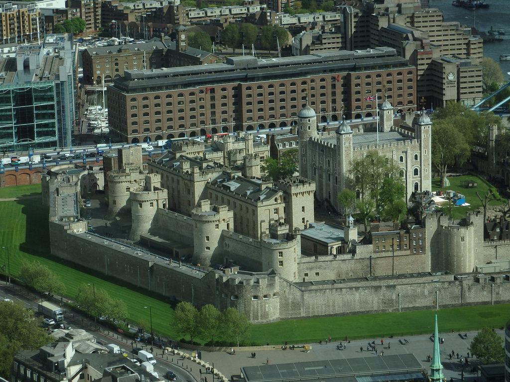 Torre di Londra da visitare con i bambini
